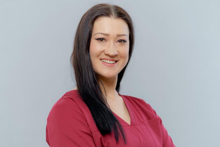 Zahnarzt Hüttlingen - Dr. Scheuermann - Team - Corinna Abele