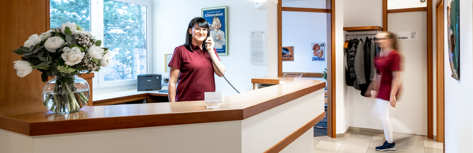 Zahnarzt Hüttlingen - Dr. Scheuermann - Slider Datenschutz