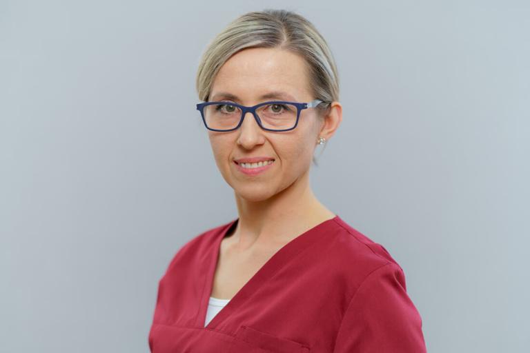 Zahnarzt Hüttlingen - Dr. Scheuermann - Team - Marta Holysz