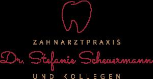 Dr. Scheuermann Logo
