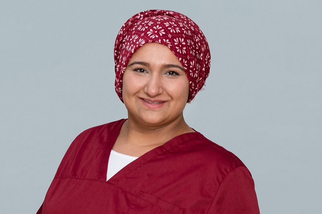Zahnarzt Hüttlingen - Dr. Scheuermann - Team - Sibel Kemec